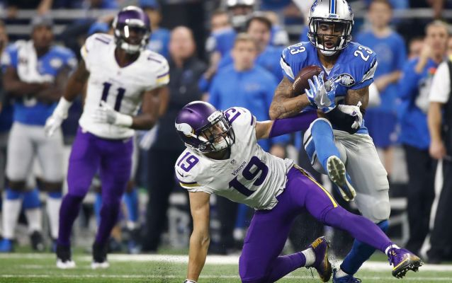 Injury report: Darius Slay questionable vs. Vikings; Anthony Barr OUT