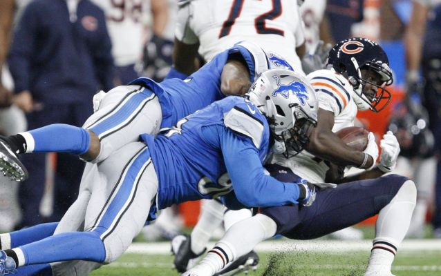 Open thread: Name 3 Lions players that could have a big game vs. Bears