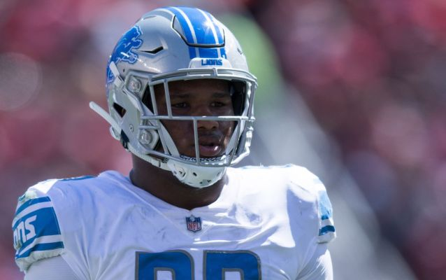 Open thread: Which Lions player could be in for a big game vs. the Cardinals?