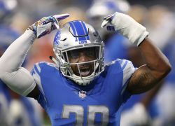 Who is your favorite current Detroit Lions player?