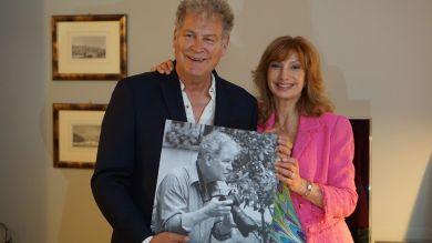 Richard Haskin e Loretta Del Ponte