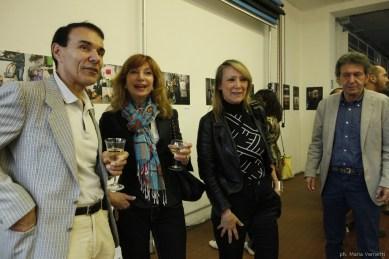 Paolo Turati, Loretta Del Ponte, Rosalba Pastorino e Franco Raddi