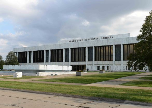 Henry Ford Centennial Library of Dearborn Michigan 1