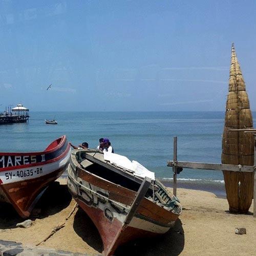 huanchaco-barca