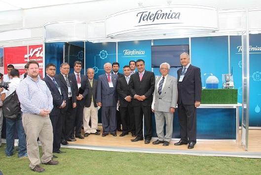 Telefónica-Grandes-Empresas-participó-del-VIII-Encuentro-Técnico-Interamericano-de-Alto-Nivel-ETIAN-2014