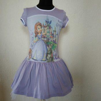 детска ежедневна рокля софия първа