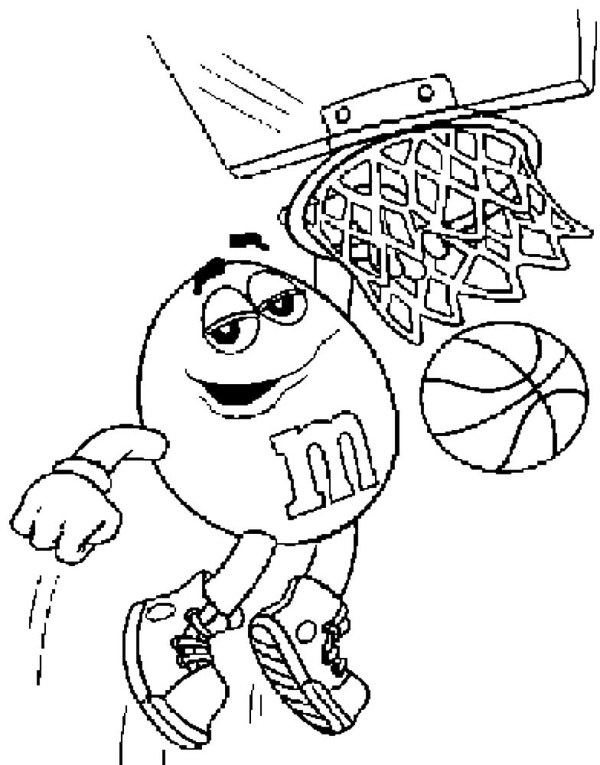 mm coloring pages # 19