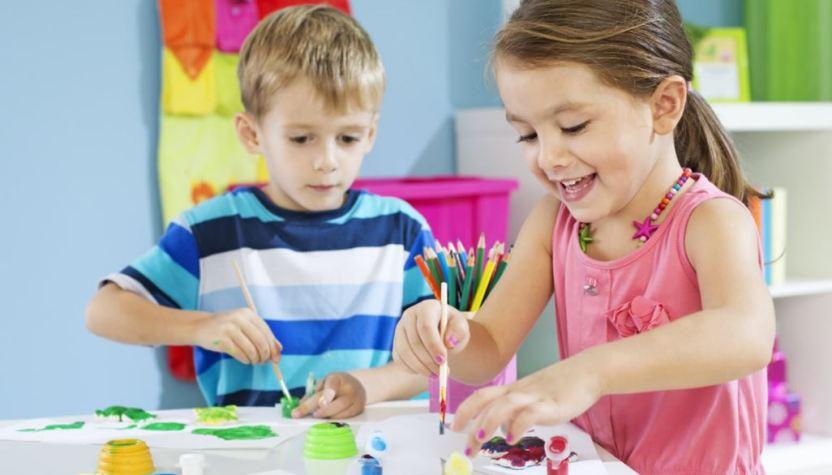 искусство в жизни дошкольника