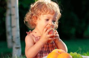 Особенности питания детей от года до трех