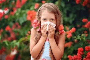 Предастматическая аллергическая реакция у детей