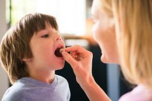 Мукалтин для детей — лекарство от кашля