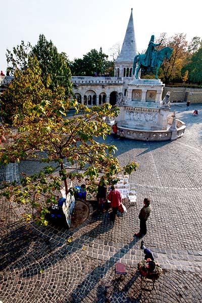 Fiskerbastionen i Budapest