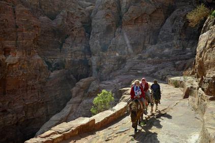Petra, Jordan, Jabal al-Khubta