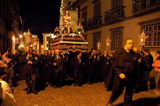 Påske i Braga, Portugal, Ecce Homo
