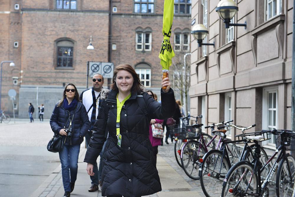 guidet tur i København
