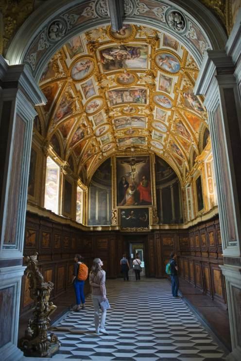 Certosa di San Martino, Napoli, kunst