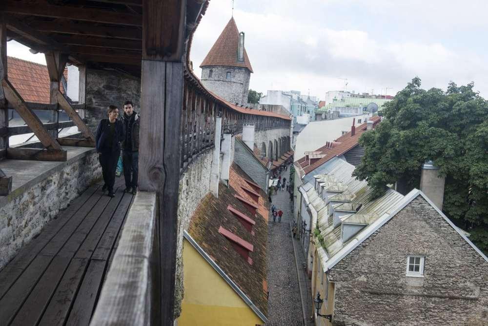 Bymuren i Tallinn