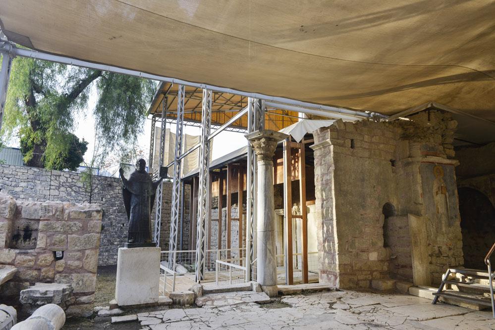 Myra, St. Nikolas-kirken,