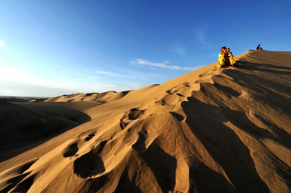 reise til Huacachina