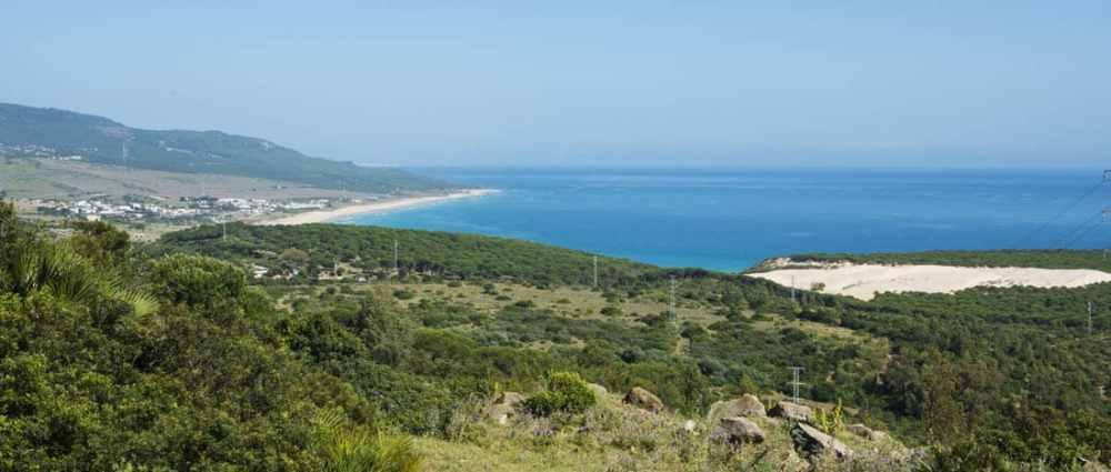 Lyskysten i Spania