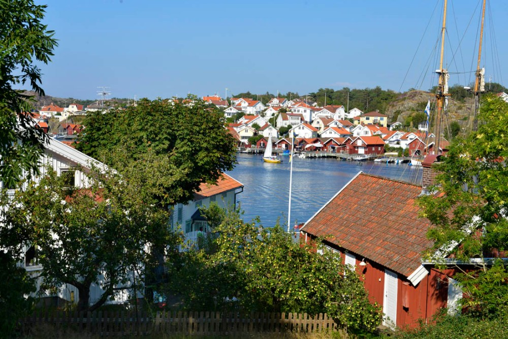 Fiskebäckskil i Bohuslän