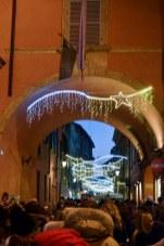 Reggio Emilia på skytshelgenens dag
