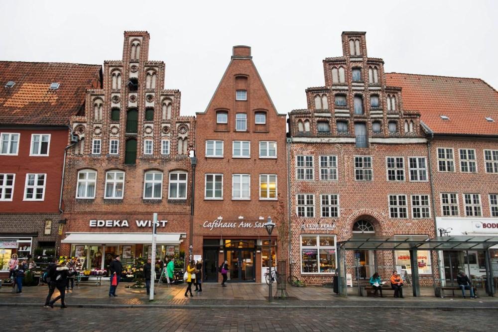 Am Sande i Lüneburg