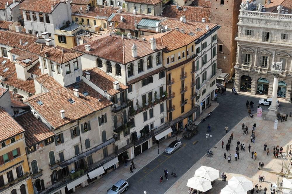 Verona i Nord-Italia