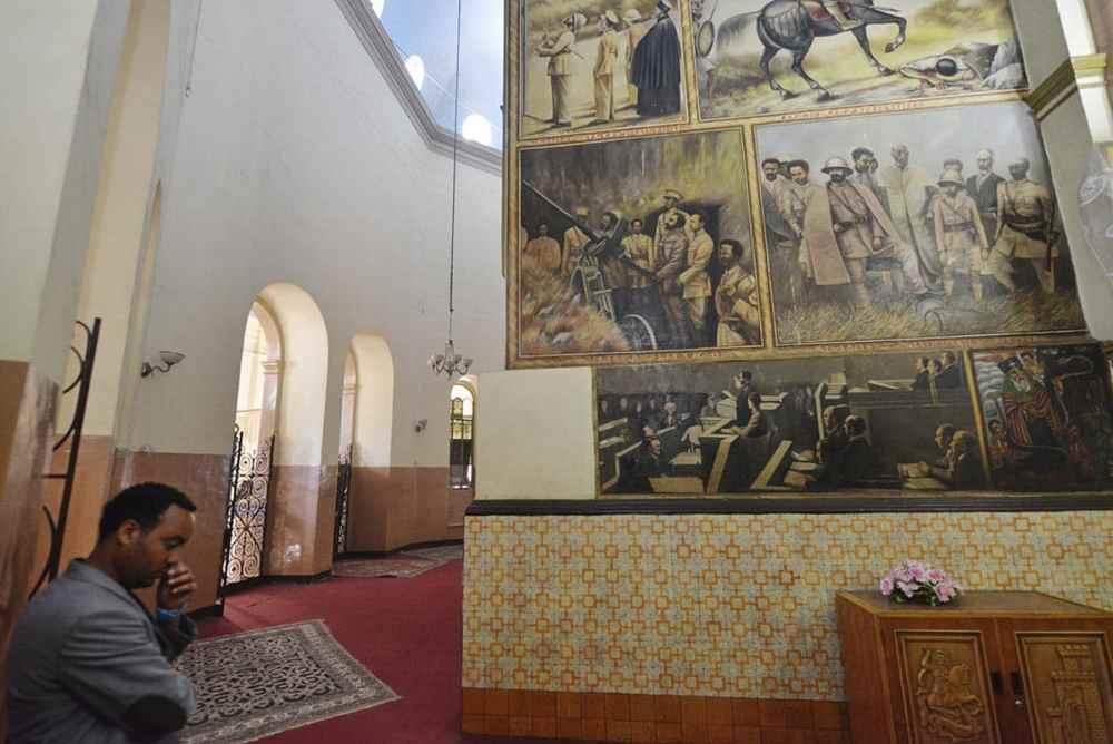 Sankt Georgs-katedralen Arada Giyorgis