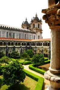 Klosterhagen i Alcobaca