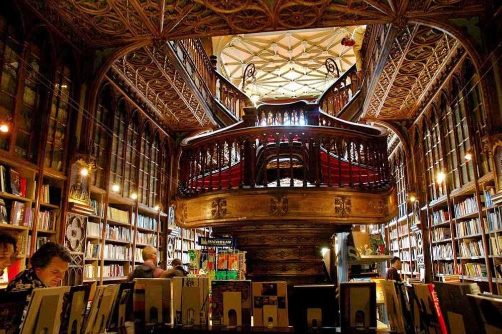 Livraria Lello i Porto