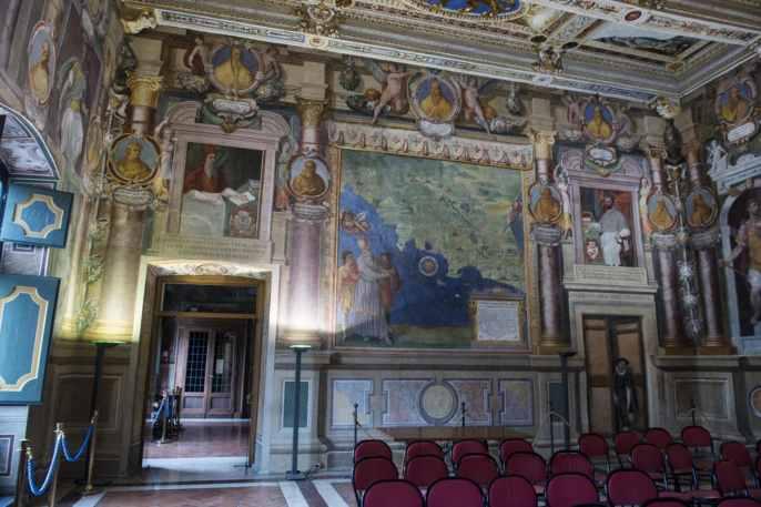 Palazzo dei Priori i Viterbo
