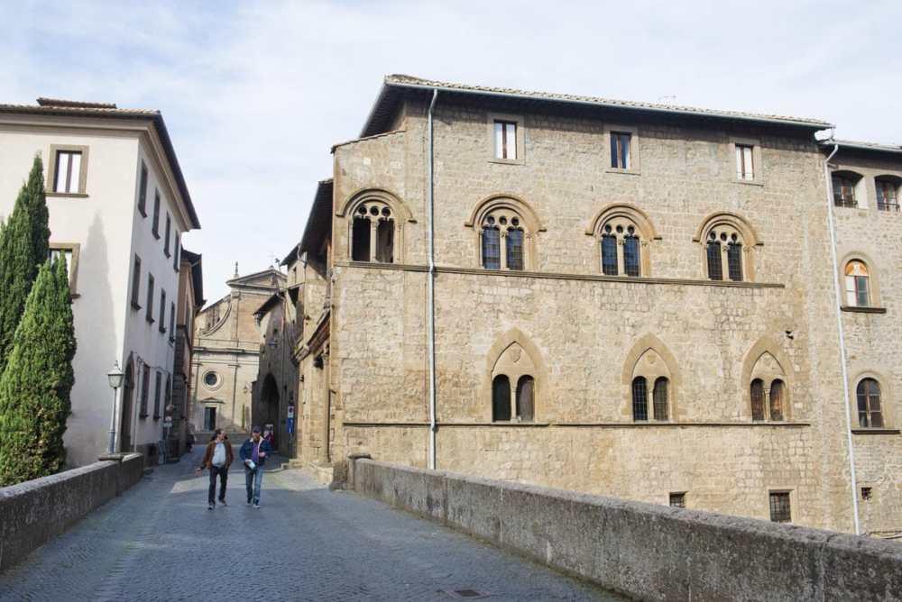Palazzo Farnese i Viterbo