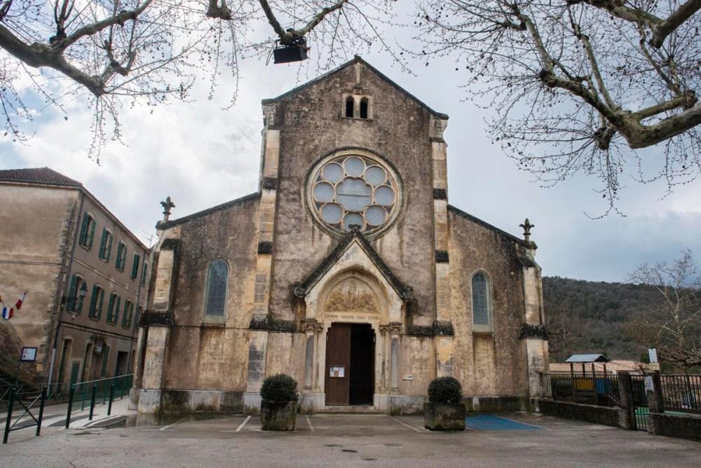 Eglise de Collobrières