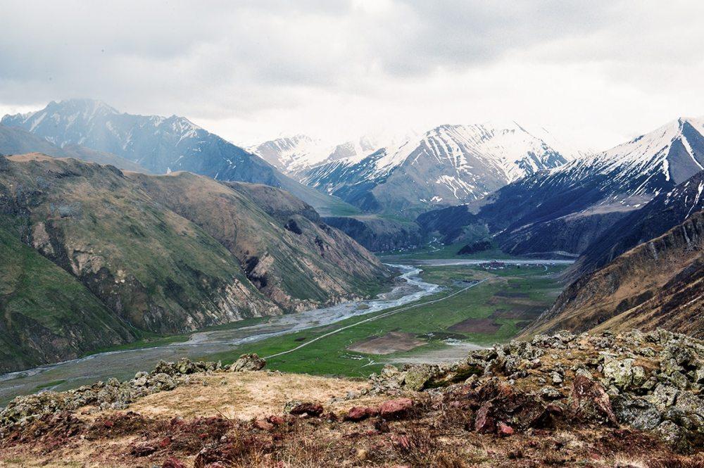 Truso-dalen i Georgia