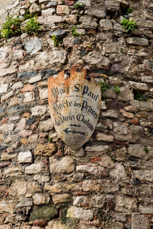 Skilt i Hyères