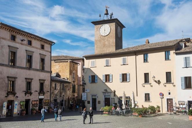 Piazza del Duomo Orvieto