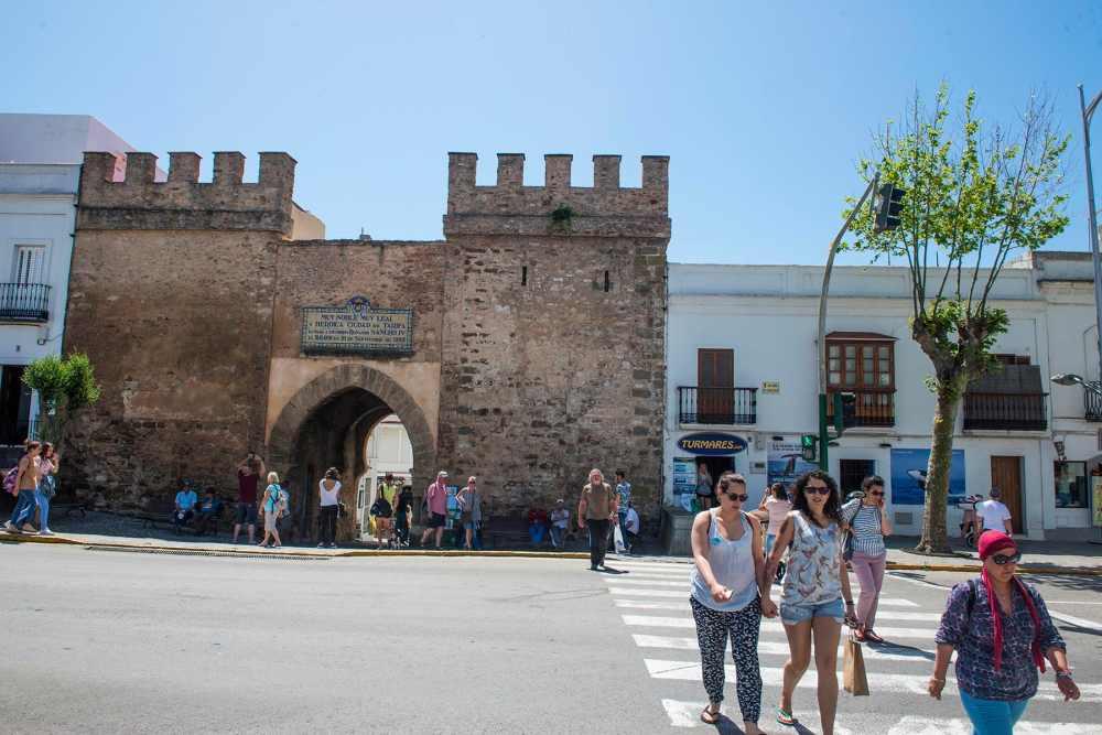Byport i Tarifa i Spania