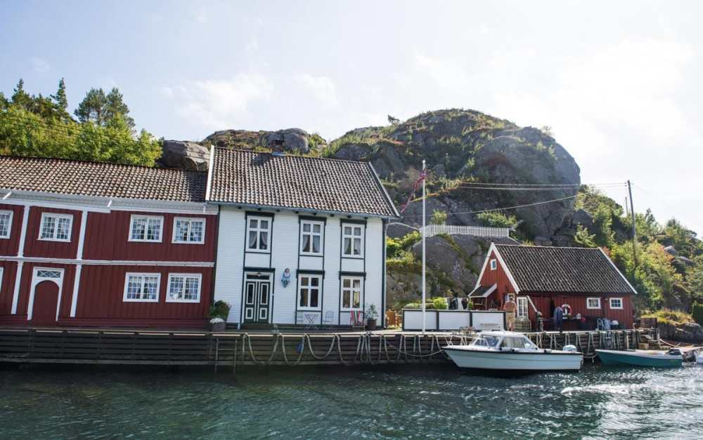 Det Kongelig Privilegerte Gjestgiveri i Ny-Hellsund