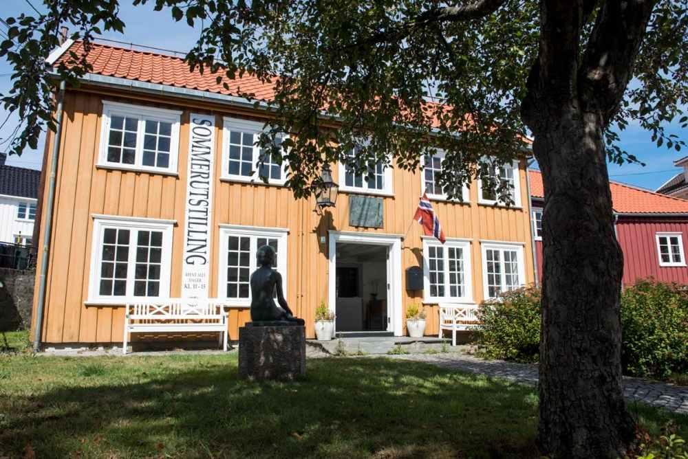 Reimangården i Grimstad