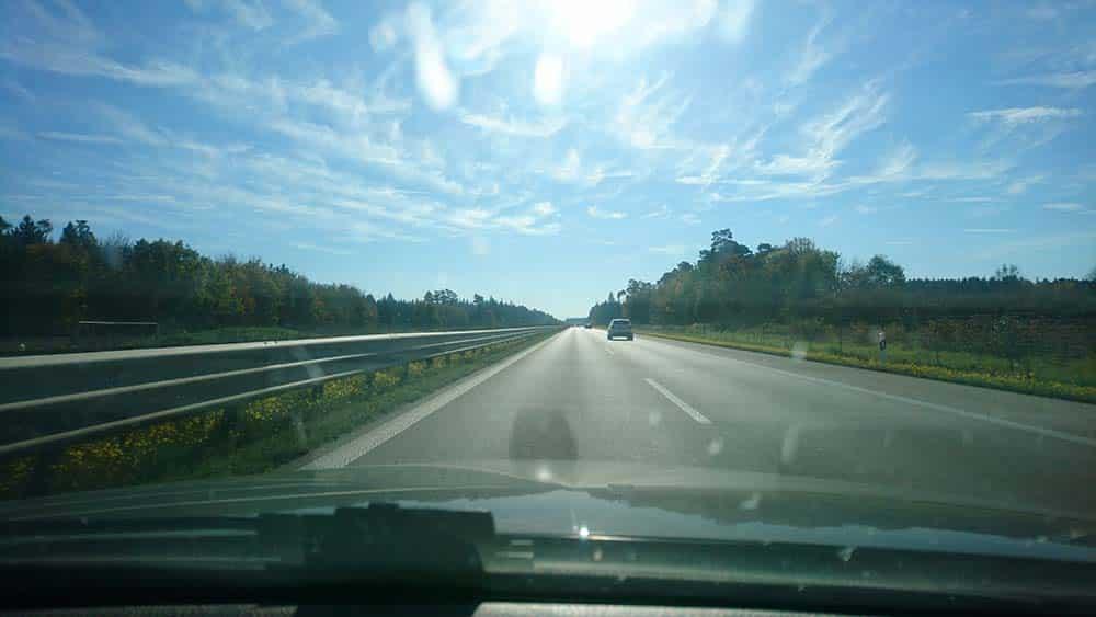 Autobahn i Tyskland