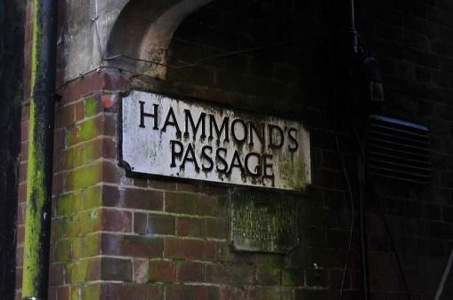 Hammond's Passage i Winchester