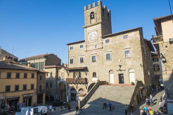 Palazzo Comunale i Cortona