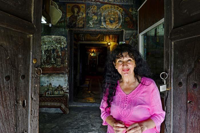 Sveta Bogorodica Periblepta i Ohrid