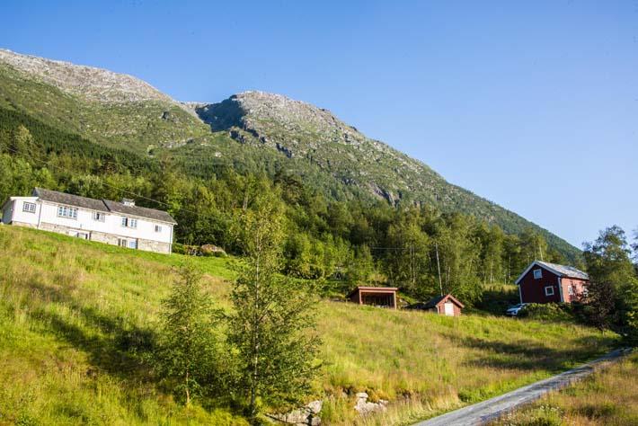 Ringøy Stovetun i Hardanger