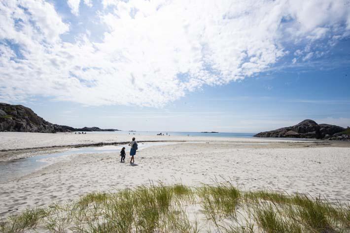 Sandvesanden på Karmøy