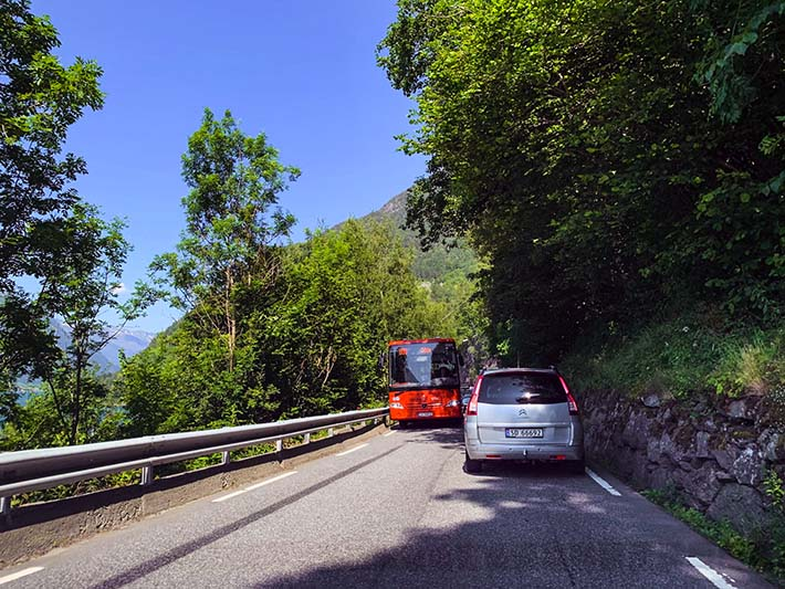 Riksvei 13 i Hardanger