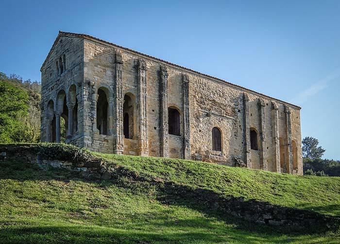 Santa Maria del Narasco i Oviedo
