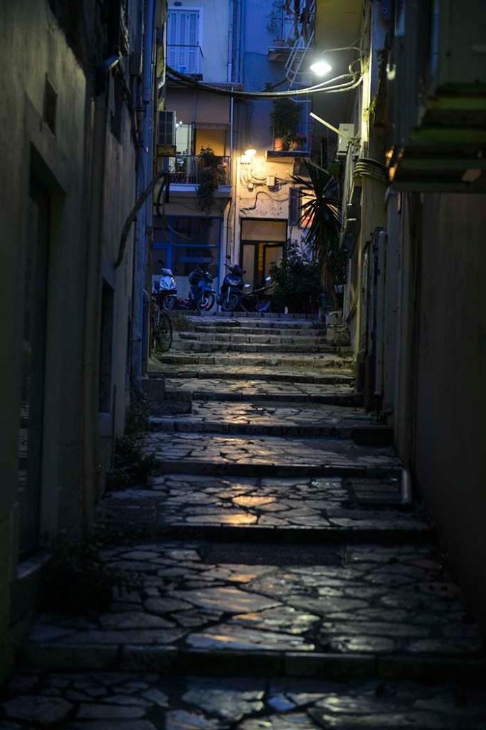 Trapp i Korfu by