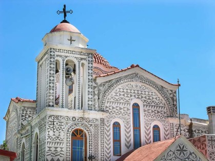 Theotoukou-kirken i Pyrgi